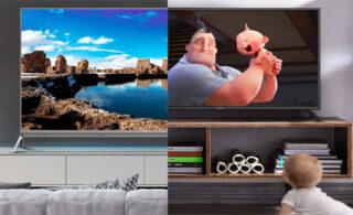 کیفیت تلویزیون اسنوا بهتر است یا تلویزیون ایکس ویژن؟