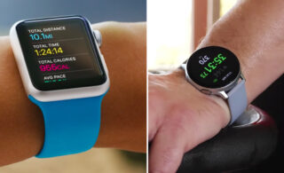 اندازه گیری قند خون با ساعت هوشمند سامسونگ و اپل