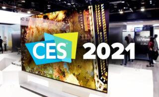 بهترین تلویزیون های دنیا در ۲۰۲۱ CES