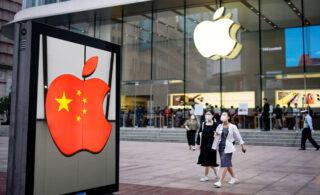 درآمد ۱۱۱ میلیارد دلاری اپل از فروش آیفون در چین