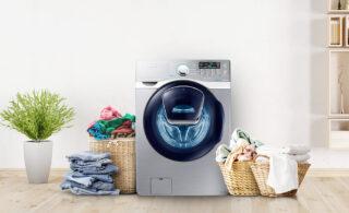نگهداری از ماشین لباسشویی با رعایت نکات ساده