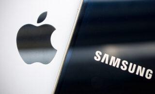 اپل در فروش گوشیهای آیفون از سامسونگ پیشی گرفت
