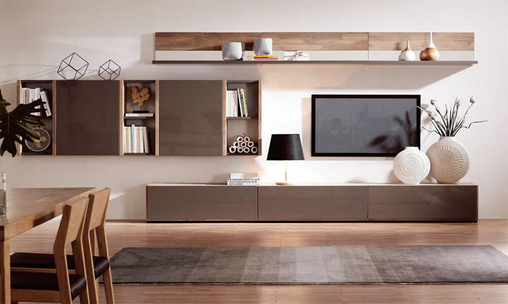 انواع مدل میز تلویزیون دیواری ساده و شیک +قیمت