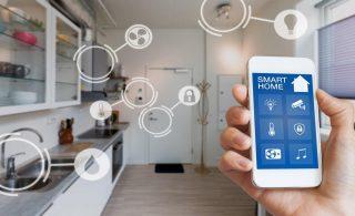 کاربردهای اینترنت اشیاء در خانه و شهر هوشمند
