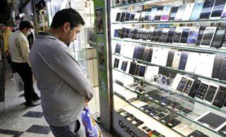سهم برندها از واردات ١٤میلیون گوشی موبایل