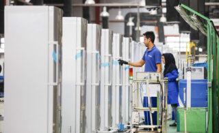 افزایش ۲۴ درصدی تولید لوازم خانگی در سال ۹۹