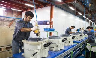 صادرات لوازم خانگی ایران به جهان حدود ۳۰۰ میلیون دلار است