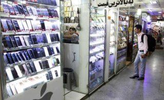 رونق قاچاق موبایل با تغییر نرخ محاسباتی عوارض گمرک