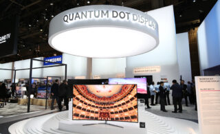 تکنولوژی کوانتوم دات تلویزیونهای QLED سامسونگ چیست؟