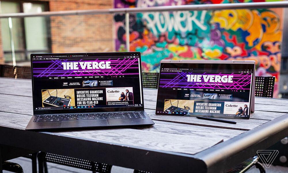 نسخه جدید لپتاپهای قدرتمند سامسونگ به بازار میآیند