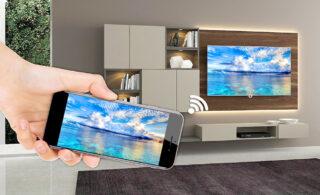 چگونه گوشی را به تلویزیون وصل کنیم ؟