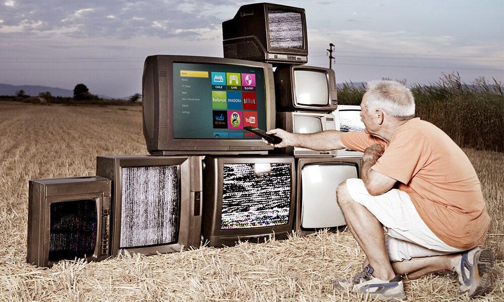 اتصال تلویزیون قدیمی و غیرهوشمند به اینترنت