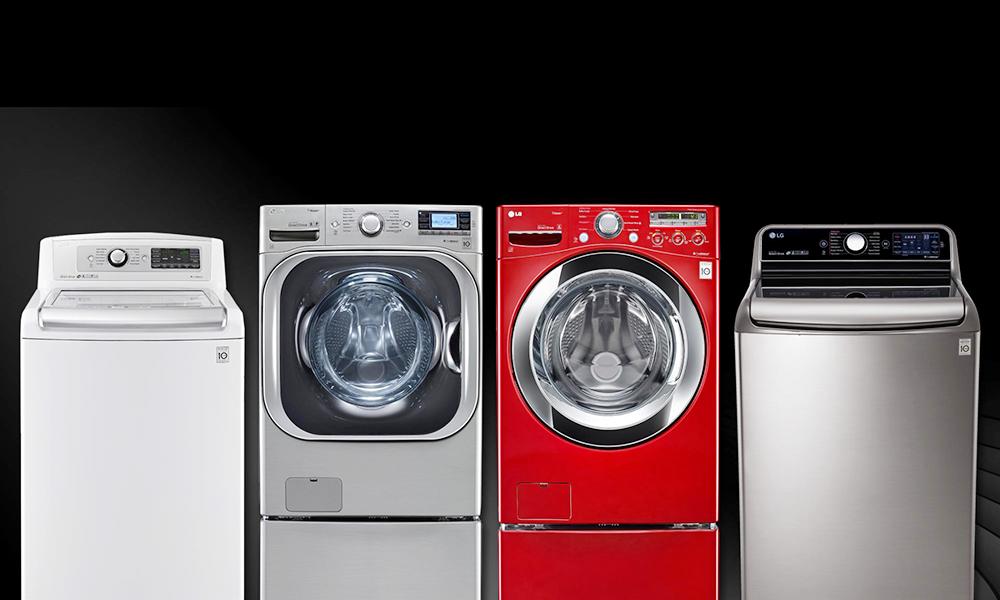 راهنمای استفاده از ماشین لباسشویی الجی