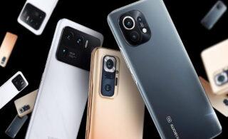 بهترین گوشی های شیائومی ۲۰۲۱ که بیشترین فروش را دارند