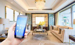اینترنت ۵G در خدمت خانه هوشمند