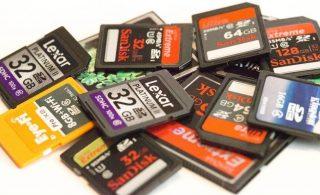 راهنمای خرید بهترین انواع کارت حافظه