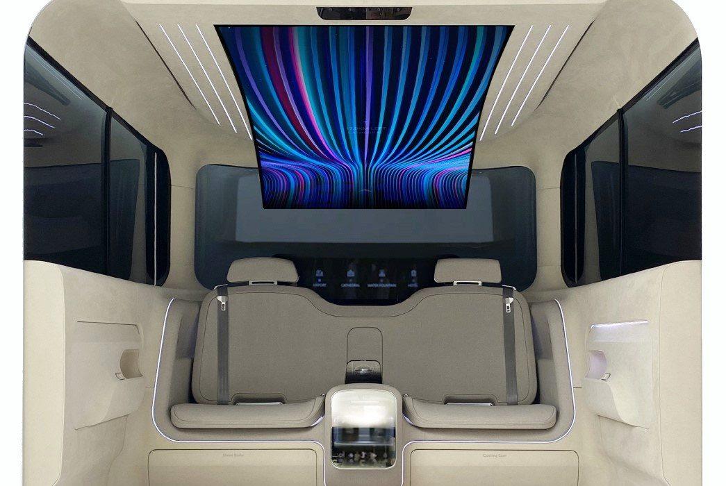 اتاق هوشمند ال جی در خودروی هیوندای