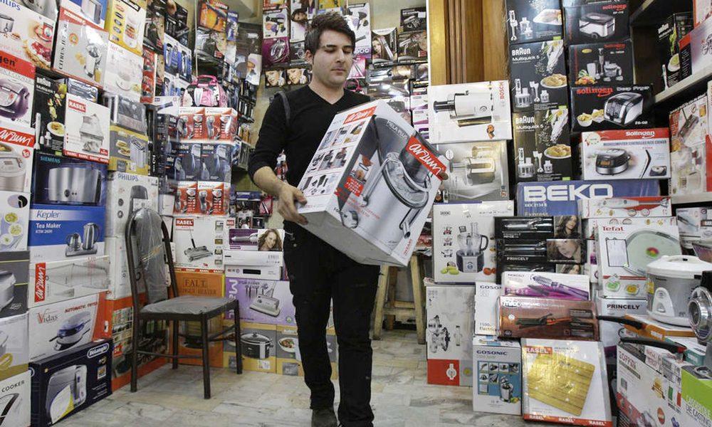 کاسبان با فروش قسطی لوازم خانگی سرپا ماندهاند