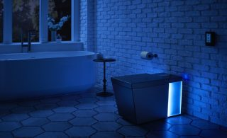 تشخیص علائم سرطان با توالت فرنگی هوشمند