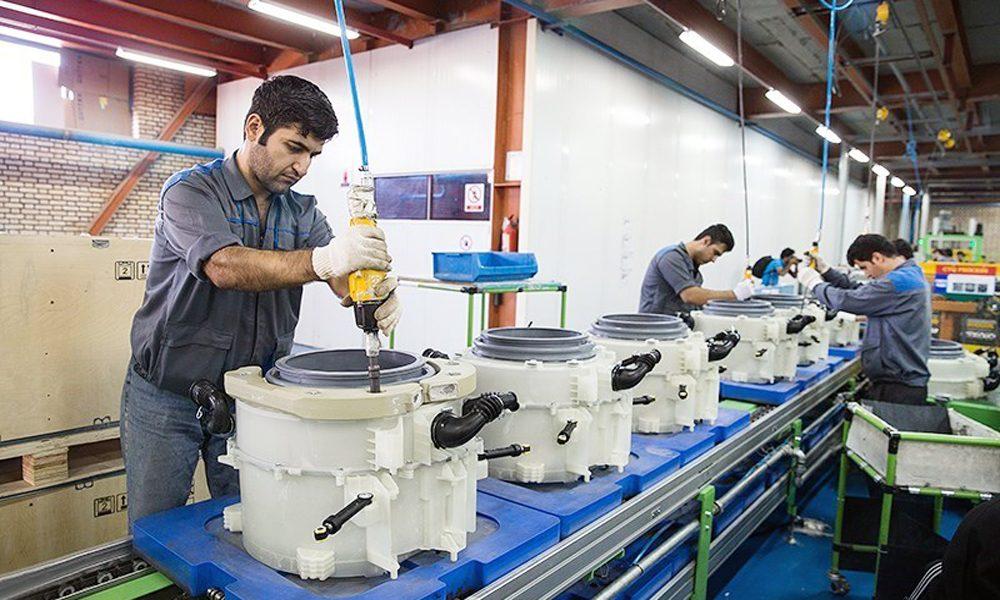 رشد ۵۳ درصدی تولید ماشین لباسشویی و ۲۵ درصدی یخچال