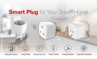 هوشمندسازی ارزان خانه با پریز برق هوشمند