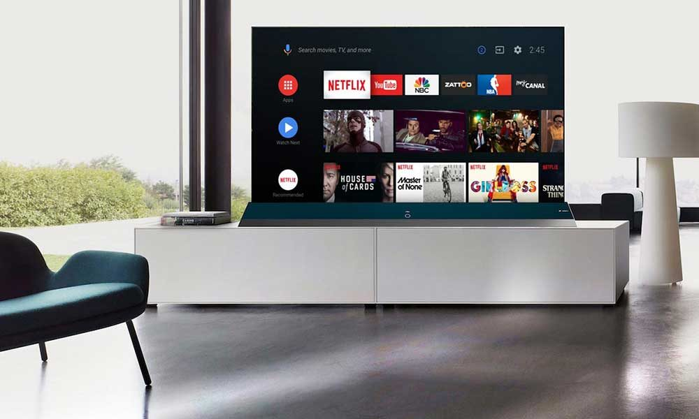 تلویزیونهای رول شونده تی سی ال به بازار میآید