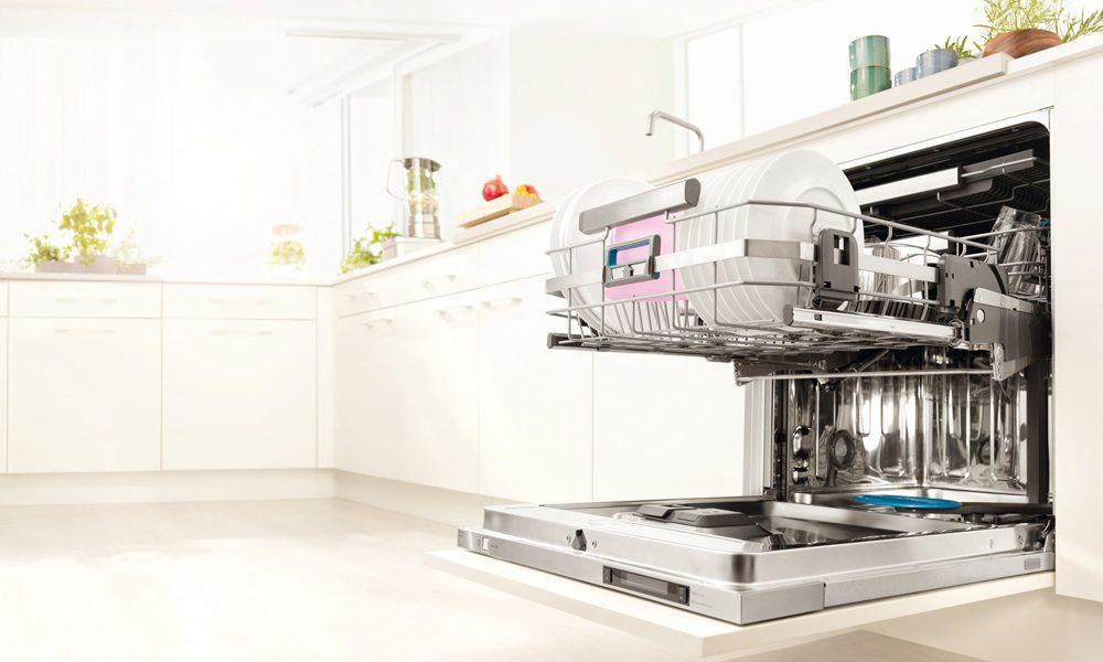 بررسی برنامه های شستشوی ماشین ظرفشویی ال جی